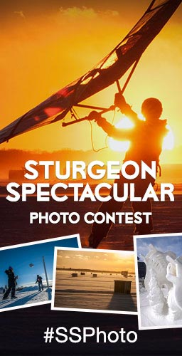 Sturgeon Spectacular Photo Contest