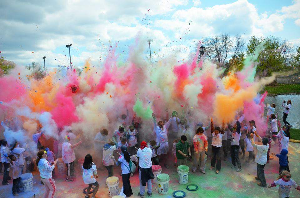 Agnesian HealthCare Color Burst 5K