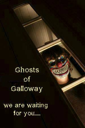 Ghost of Galloway Haunted Village Tour