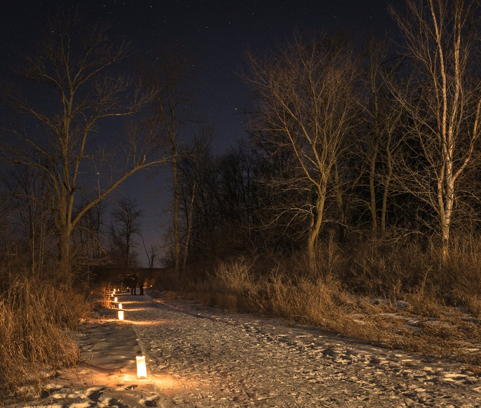 Horicon Marsh Candlelight Hike